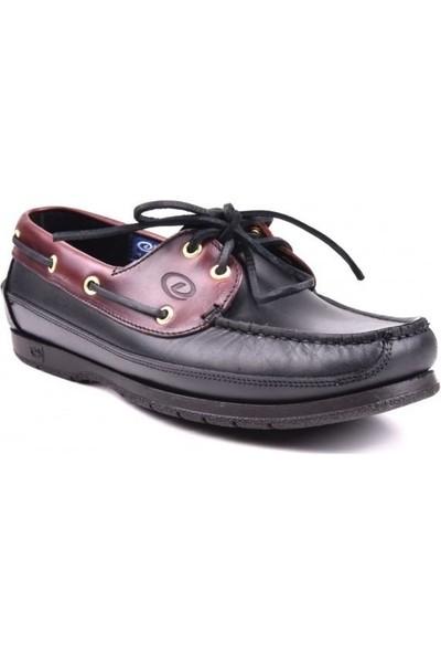 Dexter P619-15 Siyah - Kahverengi Erkek Ayakkabı