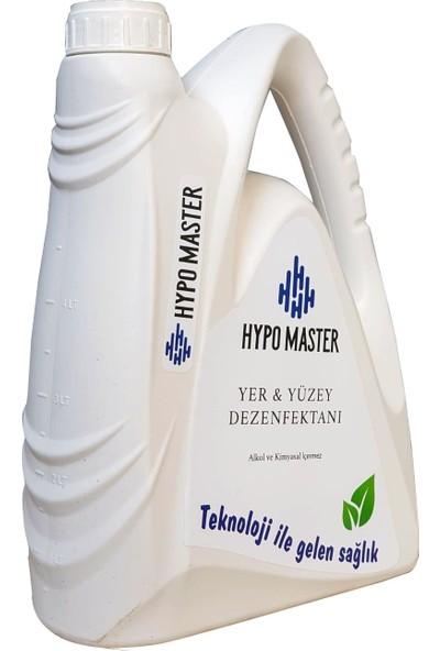 Hypo Master Yer Yüzey Dezenfektanı 5 lt