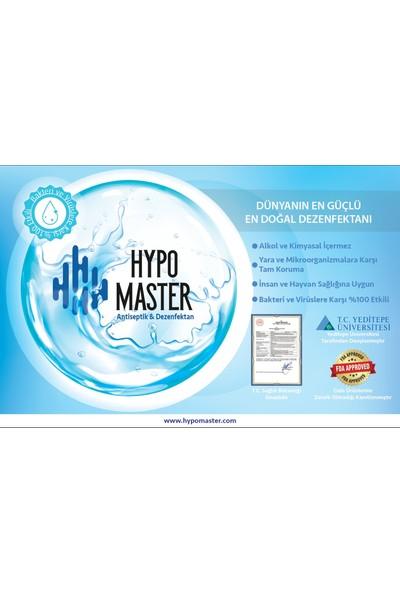 Hypo Master Ortam Yüzey Dezenfektanı Kimyasal ve Alkol Içermez 500 ml