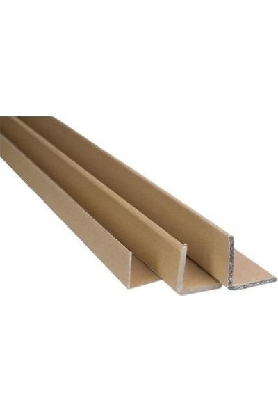 Empa Karton Köşebent 40 x 40 cm 4 mm 2 Metre 50'li