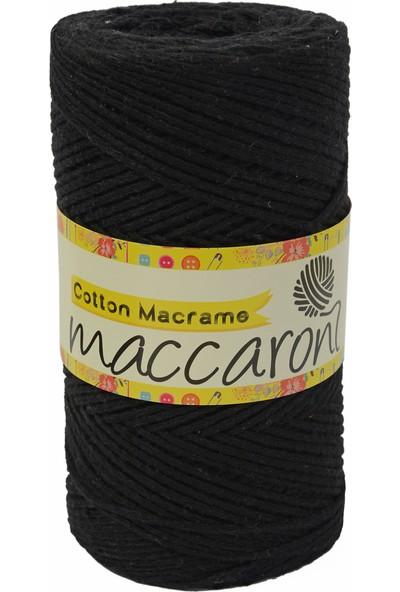 Maccaroni Pamuk Makrome 250 gr 250 m 2 mm