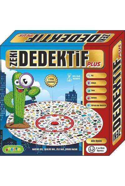Zekice Dedektif Plus Kutu Oyunu