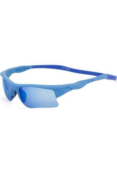 Slastik Sport Blue Mirror Mıknatıslı Spor Güneş Gözlüğü