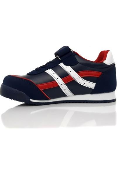 Cosby 3552 Kız Erkek Çocuk Spor Ayakkabı Anatomik Taban