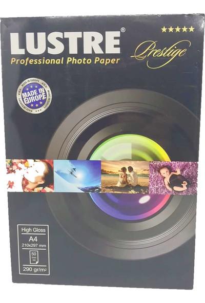 Lustre A4 290 gr Prestige Parlak Fotoğraf Kağıdı