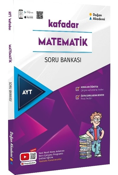 Doğan Akademi Ayt Kafadar Matematik Soru Bankası