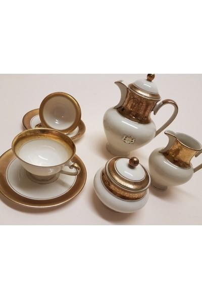 Begüldan Bavarıa Porselen Çay Takımı