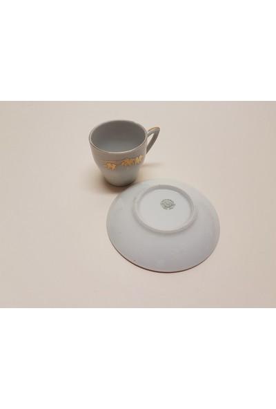 Begüldan İstanbul Porselen Tek Kahve Fincanı