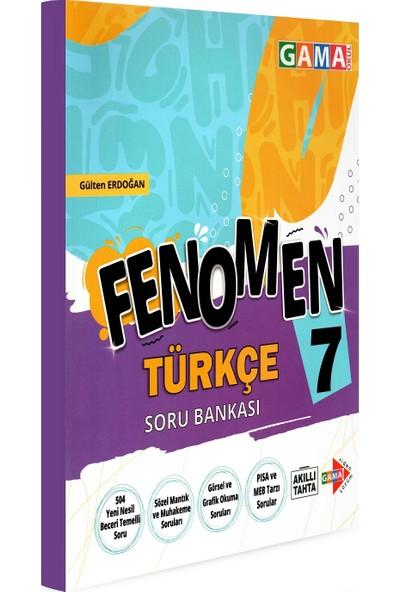 Gama Yayınları 7. Sınıf Fenomen Türkçe Soru Bankası 2021