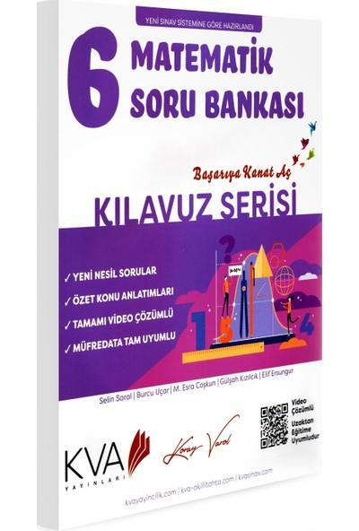 Koray Varol Kva Kılavuz Serisi 6. Sınıf Matematik Soru Bankası