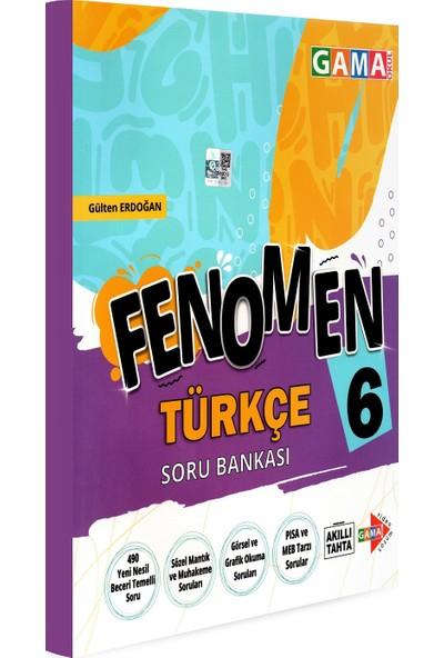 Gama Yayınları 6. Sınıf Fenomen Türkçe Soru Bankası 2021