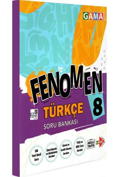 Gama Yayınları 8. Sınıf Lgs Fenomen Türkçe Soru Bankası 2021