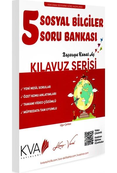 Koray Varol Kva Kılavuz Serisi 5. Sınıf Sosyal Bilgiler Soru Bankası