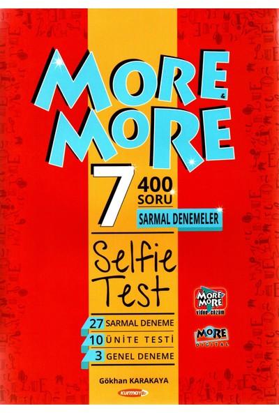 Kurmay Elt More And More 7. Sınıf Selfie Test