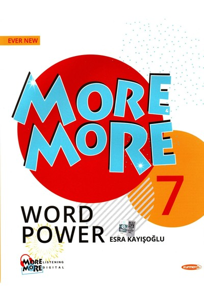Kurmay Elt More More 7. Sınıf English Word Power 2021