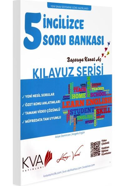 Koray Varol Kva Kılavuz Serisi 5. Sınıf Ingilizce Soru Bankası