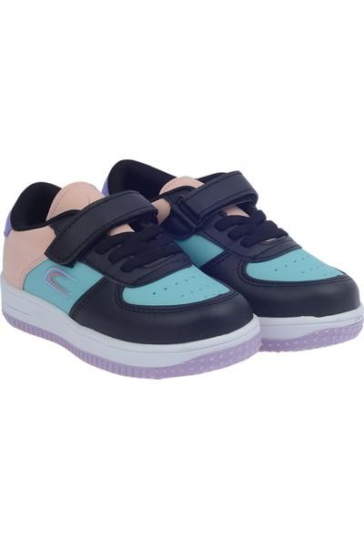 Kiko Ats Günlük Cırtlı Kız-Erkek Çocuk Spor Ayakkabı