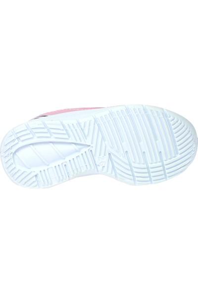 Kiko Bolimex S-400 Günlük Fileli Cırtlı Erkek/kız Çocuk Spor Ayakkabı Pembe