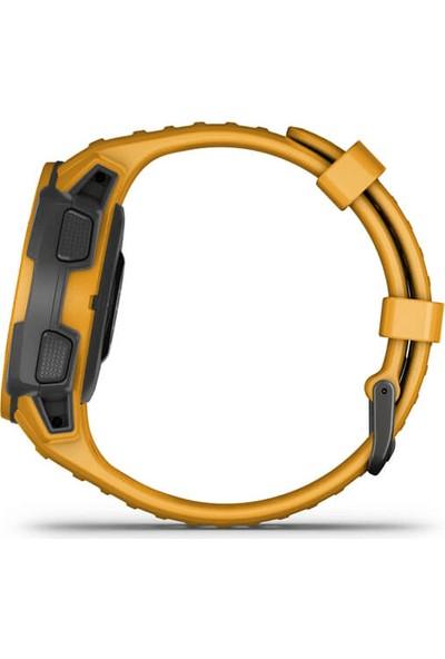 Garmin Instinct Solar Akıllı Saat Sarı