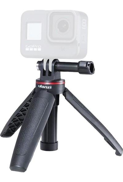 Ulanzi Mt-09 Aksiyon Kamera Mini Tripod Monopod