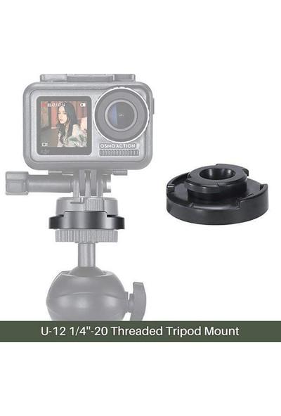 Ulanzi U-12 Dji Osmo Action Tripod Adaptörü