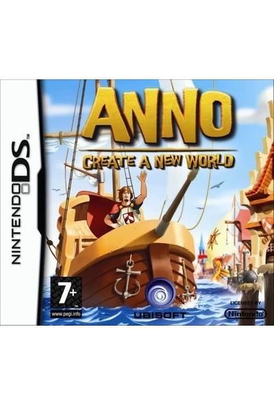 Anno Create A New World DS Oyun