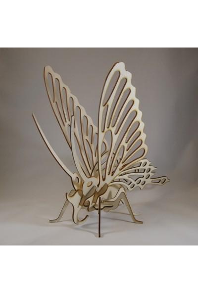 Pershang 3D Puzzle Kelebek