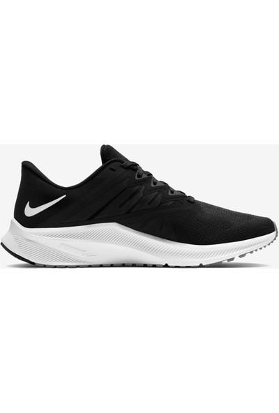 Nike Quest CD0230-002 Siyah-Beyaz-Gri Erkek Spor Ayakkabı