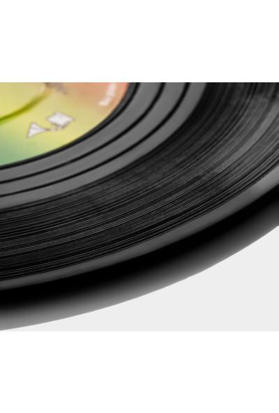 Hediye Sepeti Türkçe Klasik Müzik 6'lı Plak Bardak Altlığı