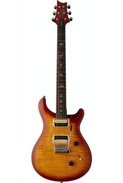 PRS SE Custom 24 Elektro Gitar (Vintage Sunburst)