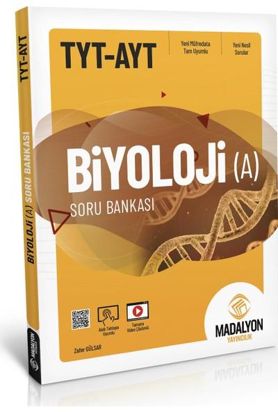 Madalyon TYT- AYT Biyoloji A Soru Bankası