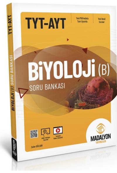 Madalyon TYT- AYT Biyoloji B Soru Bankası