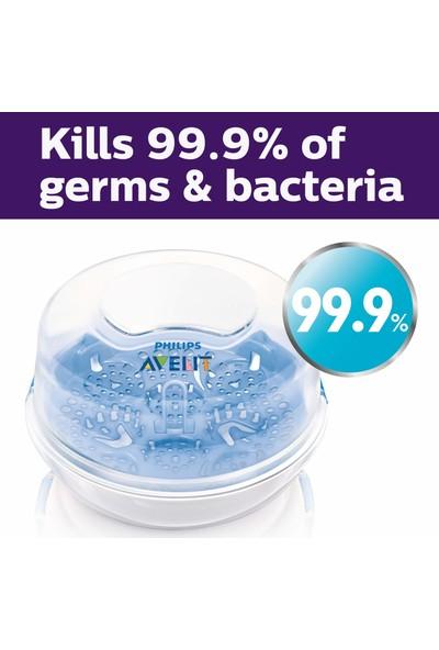 Philips Avent Buharlı Mikrodalga Sterilizatörü