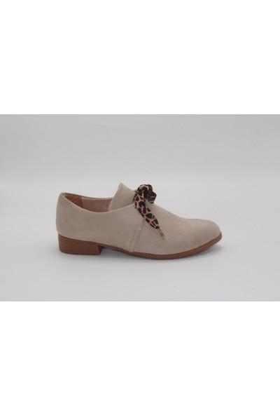 Keçeli KC-B15 Günlük Kadın Babet Ayakkabı