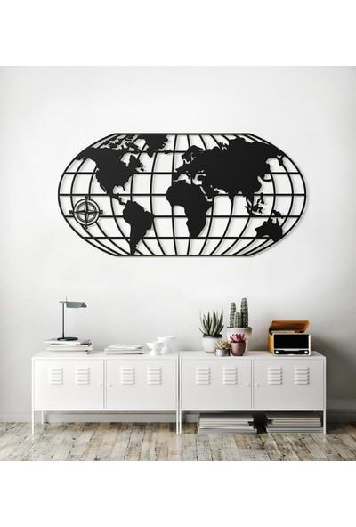 İnnova Metal Metal Dünya Haritası