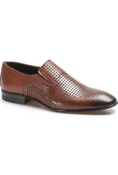Fast Step Deri Erkek Klasik Ayakkabı 879MA602KLSK