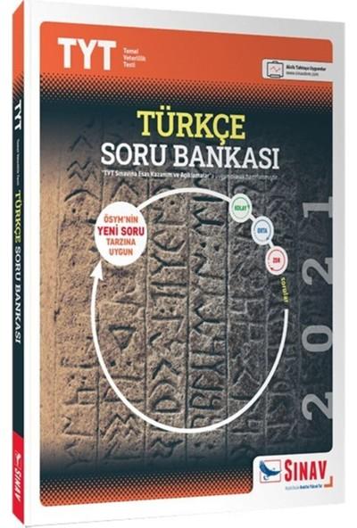 Sınav Yayınları TYT Türkçe Soru Bankası