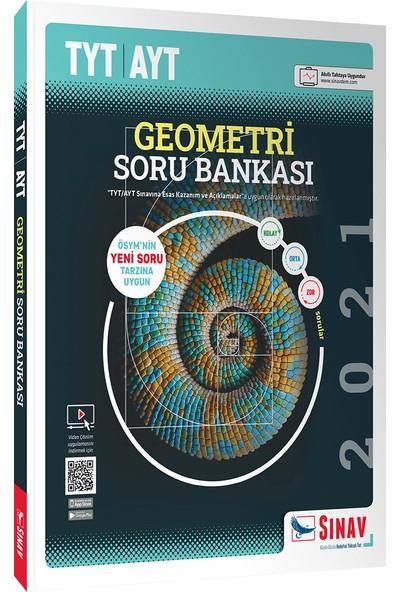Sınav Yayınları TYT-AYT Geometri Soru Bankası