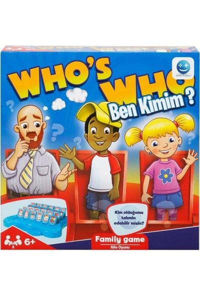 Smile Games Who Is Who? Ben Kimim