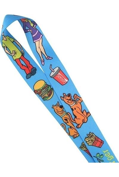 Kürkçü Scooby Doo Boyun Askı Ipi