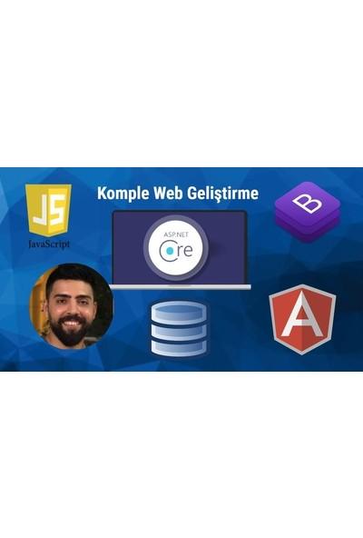 Komple ASP.NET Web Geliştirme Eğitimi 62 Saat 2019