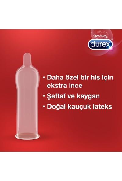 Durex Yakın Hisset Prezervatif, 60'lı Süper Fırsat