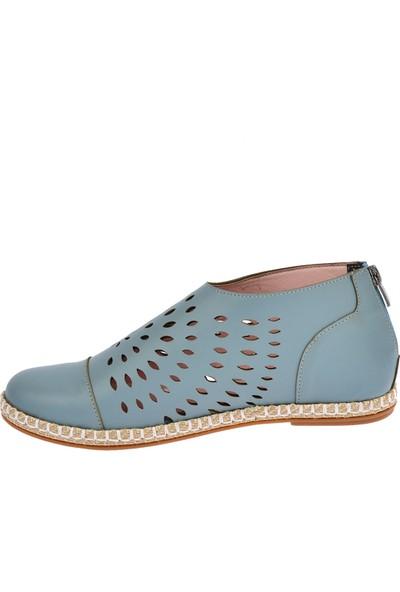 Ayakland 139-42 Cilt Kadın Babet Ayakkabı