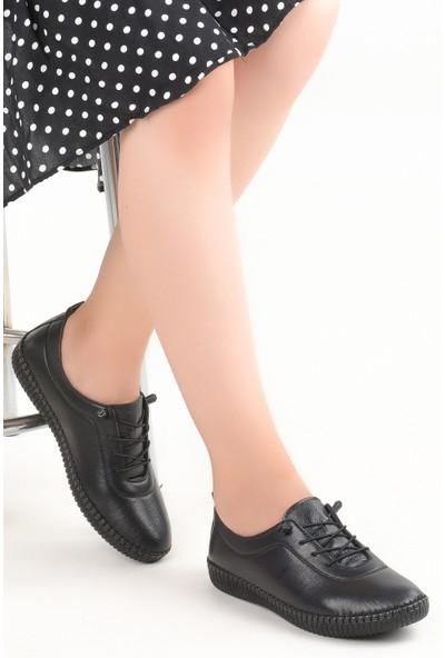 Frida 5001 Günlük Deri Fullcomfort Kadın Ayakkabı