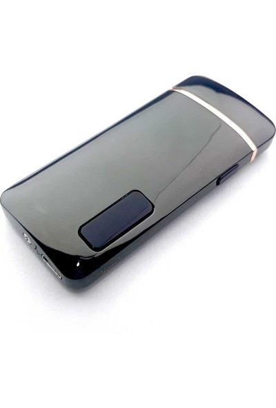 PerakendeShop Bobinli Plazma Ark Çakmak Dokunmatik USB Şarjlı
