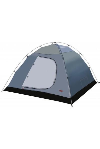 Loap 3+1 Halsa 4 Kişilik Kamp Çadırı