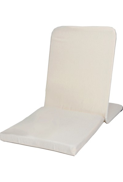 Zunkla Meditasyon Sandalyesi + Meditasyon Minderi 2'li Set Duck Kumaş
