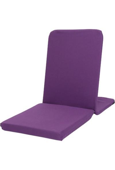 Zunkla Meditasyon Sandalyesi, Backjack, Destekli Yer Minderi, Nefes Terapi Sandalyesi