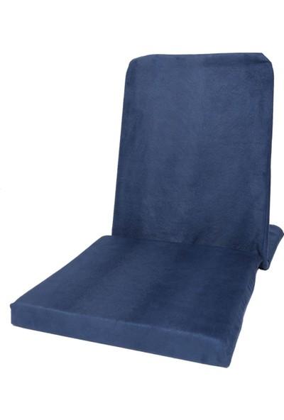 Zunkla Meditasyon Sandalyesi, Backjack, Destekli Yer Minderi, Nefes Terapi Sandalyesi Pamuklu Kumaş