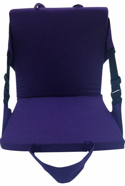 Zunkla Backjack Floor Meditasyon Sandalyesi - Çocuk Yer Minderi - Çocuk Okuma Minderi